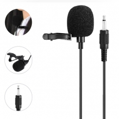 WinBridge Portable Collar clip Microphone 3.5mm Audio Compatible with All WinBridge Voice Amplifiers