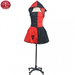 ... MANLUYUNXIAO Women Harley Quinn Costumes Halloween Harley Quinn Cosplay Costume For Women Any Size Custom Made ...  sc 1 st  Cosplay007 & Women Halloween Harley Quinn Cosplay Costume For Women Any Size ...