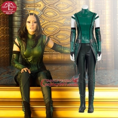 MANLUYUNXIAO Guardians of the Galaxy 2 Costume Mantis Adult Full Set Custom Made