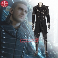 MANLUYUNXIAO High Quality Final Fantasy Kingsglaive Cosplay Costume For Men Full Set Custom Made