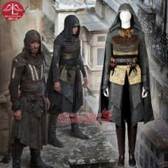 MANLUYUNXIAO High Quality Women's Assassins Creed Cosplay Costume The heroine's outfit Adult Full Size custom made