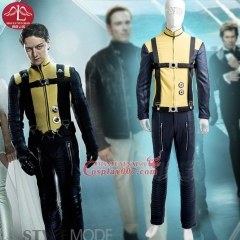 MANLUYUNXIAO Men's X Men First Class Charles Xavier Deluxe Outfit Halloween Cosplay Costume for Men Custom Made