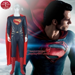 MANLUYUNXIAO Movie Character Superman Cosplay Costume For Men Halloween Carnival Party Cosplay Costume Men's Outfit Custom Made