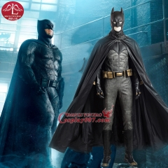 MANLUYUNXIAO Justice League Costume Batman Black Full Set Custom made