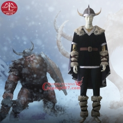 MANLUYUNXIAO Men's Outfit Viking Warrior Cosplay Costume For Men Carnival Party Cosplay Costume Factory Price Wholesale