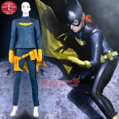 MANLUYUNXIAO New Custom Made High Quality Japanese Anime Batman Batgirl Cosplay Costume For Halloween Christmas