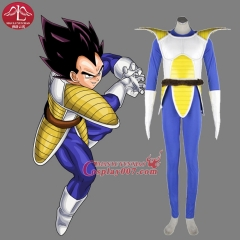 MANLUYUNXIAO New Arrival Anime Cosplay Dragon Ball Vegeta Costume Halloween Party Christmas Cosplay Costume Custom Made