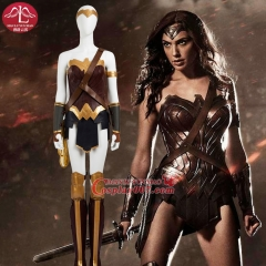 Women's Batman vs Superman Cosplay Costume Wonder Woman Costume Halloween Carnival Cosplay Costume For Women