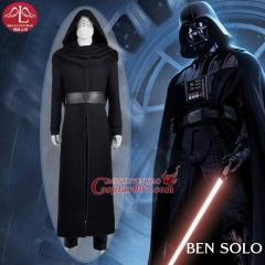 MANLUYUNXIAO New Arrival Men's Outfit Kylo Ren/Ben Solo Costume Halloween Carnival Party Cosplay Costume For Men Wholesale
