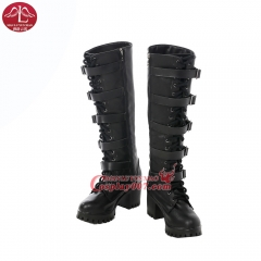 MANLUYUNXIAO Newest Underworld: Blood Wars The Vampire Female Warrior Selene Boots Halloween Boots For Adult