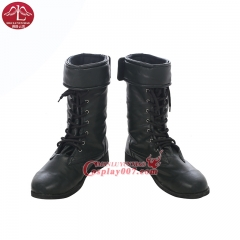 MANLUYUNXIAO New Fashion Green Arrow Boots Halloween Carnival Cosplay Costume For Men Custom Made