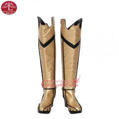 MANLUYUNXIAO Batman Arkham Knight Batgirl Cosplay Boots For Women Any Size Custom Made