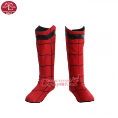 MANLUYUNXIAO Homecoming Superhero The Spider Man Tom Holland Cosplay Boots Any Size Custom Made