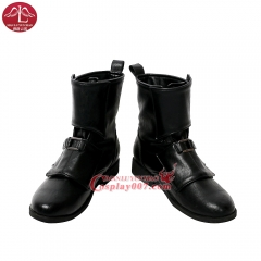 MANLUYUNXIAO Rogue One: A Star Wars Cassian Andor Cosplay Boots for men Any Size Custom Made