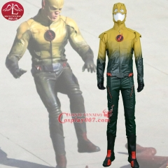 MANLUYUNXIAO The Flash Cosplay Hot Series Flash Cosplay Costume Halloween Costume Men's Costume Custom Made
