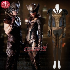 MANLUYUNXIAO The Flash Hawkgirl cosplay costume Legends of Tomorrow Flash Superhero Hawkgirl Halloween costumes for women