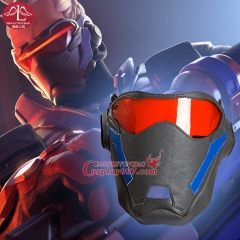 MANLUYUNXIAO New Soldier 76 Mask Helmet Halloween Cosplay Costume Props Adult Men