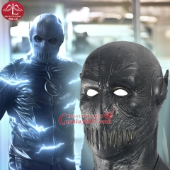 MANLUYUNXIAO Men's The Flash Season 2 Zoom Mask/Cowl Cosplay Mask