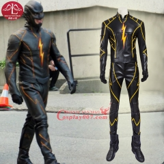 MANLUYUNXIAO New Men's The Flash Outfit The Flash Cosplay Costume Halloween Carnival Party Cosplay Costume For Men Custom Made