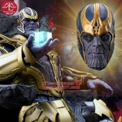 ManLuYunXiao Marvel movie Avengers: Infinity War Thanos cosplay mask