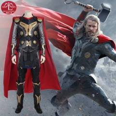 MANLUYUNXIAO Thor: The Dark World  Cosplay Costume Outfit Custom Made