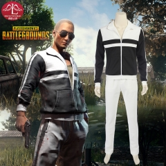 MANLUYUNXIAO PUBG PlayerUnknown's Battlegrounds Cosplay Costume Unisex Sports Wear Suit