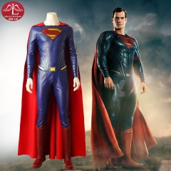 MANLUYUNXIAO DC Justic League Superman cosplay costume men whole set custom made