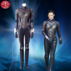 MANLUYUNXIAO Antman and the Wasp Hope van Dyne outfits cosplay costume Marvel comic custom made