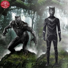 MANLUYUNXIAO Black Panther TChalla professional cosplay costume outfits for adult men