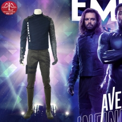 MANLUYUNXIAO Avengers Infinity War Winter soldier cosplay costume adult Halloween high quality costumes Marvel superhero