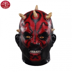 Star wars The force awakens Darth Maul mask Halloween props Manluyunxiao