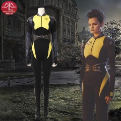 Deadpool 2 Negasonic Teenage Warhead Ellie Phimister cosplay costume for adult women Halloween costume Manluyunxiao