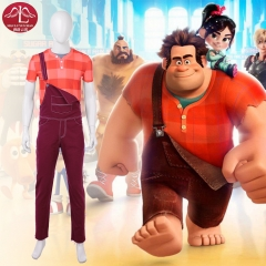 Ralph Breaks the Internet Wreck It Ralph 2 replica cosplay costume Disney costume customize Manluyunxiao