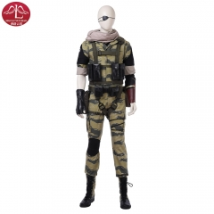 Hot game Metal Gear Solid 5 the phantom pain MGS Snake cosplay costume  for customize Manluyunxiao