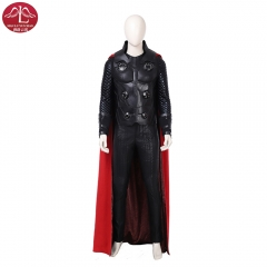 Avengers Infinity war Thor deluxe cosplay costume for adult man Halloween outfits customize manluyunxiao