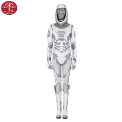 Ant man and the Wasp the Ghost Ava Starr cosplay costume 2018 Marvel movie Halloween costume Manluyunxiao