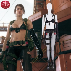 Metal Gear Solid 5 the phantom pain MGS Quiet cosplay costume for adult women customize Manluyunxiao