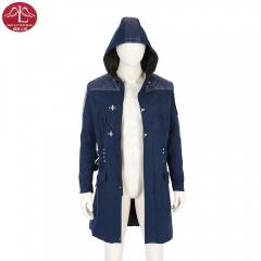 Devil May Cry 5 DMC Nero coat man jacket customize in high quality Manluyunxiao