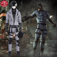 Cyberpunk 2077 man cospaly costume male role costume customize Manluyunxiao
