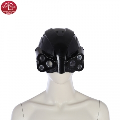 Cyberpunk 2077 man role cosplay helmet male mask Manluyunxiao