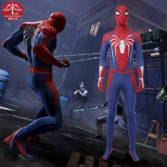 PS4 Insomniac Spiderman replica cosplay costume special sale Manluyunxiao