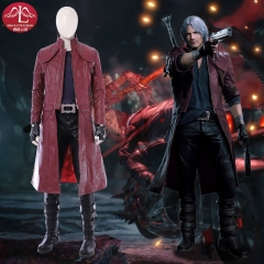 Devil May Cry 5 DMC5 Dante cosplay costume Manluyunxiao