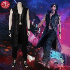 Devil May Cry 5 DMC5 V cosplay costume in high quality for customize Manluyunxiao