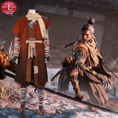 Sekiro Shadows Die twice cosplay costume customize Manluyunxiao