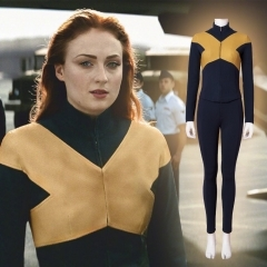 《X-Men: Dark Phoenix》 Charles Xavier Cosplay Costume Outfit Manyluyunxiao for Female only