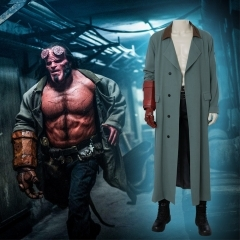 《Hellboy: Rise Of 》The Blood Queen The Blood Queen Cosplay Costume Outfit Manyluyunxiao