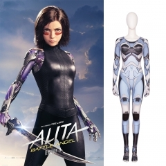 《Alita Battle Angel》 Battle Angel Cosplay Costume Outfit Manyluyunxiao