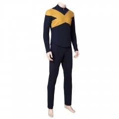 《X-Men: Dark Phoenix》 Charles Xavier Cosplay Costume Outfit Manyluyunxiao for Male only