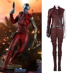 Avengers 4 nebula same movie clothes for  custom cosplay