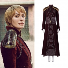 Game of Thrones 8 Cersei Lannister cosplay outfit